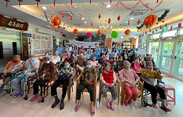 TSH Charity Activities Sharing Love to Hualien